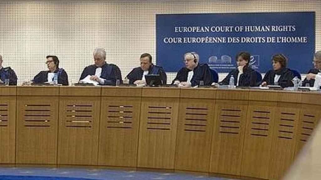 Tribunal Europeo de Derechos Humanos./