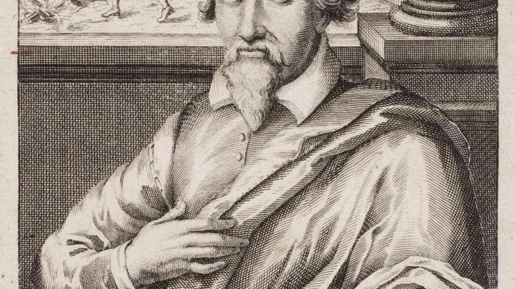 El científico español Miguel Servet.