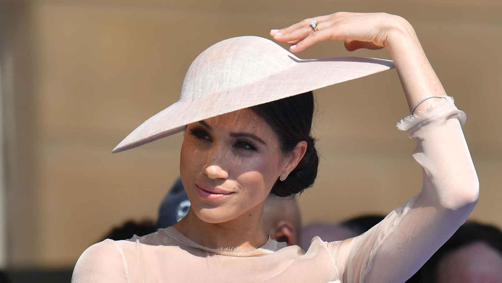 Meghan Markle en sus actos como duquesa de Sussex