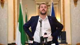 Salvini es viceprimer ministro y ostenta también la cartera de Interior