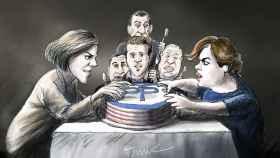 El pastel del PP.