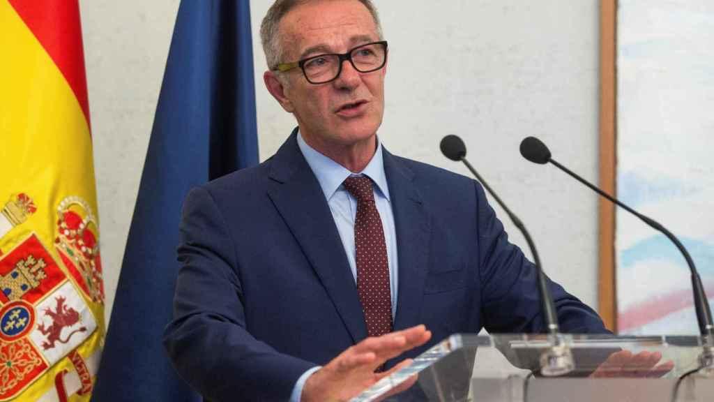 José Guirao, ministro de Cultura y Deportes.