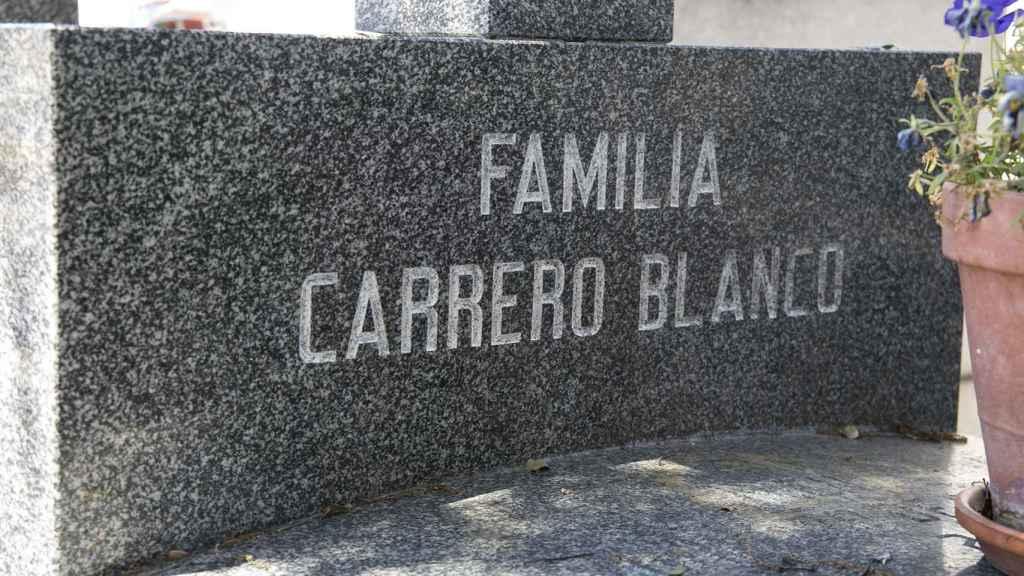 En Mingorrubio también está enterrado Carrero Blanco.