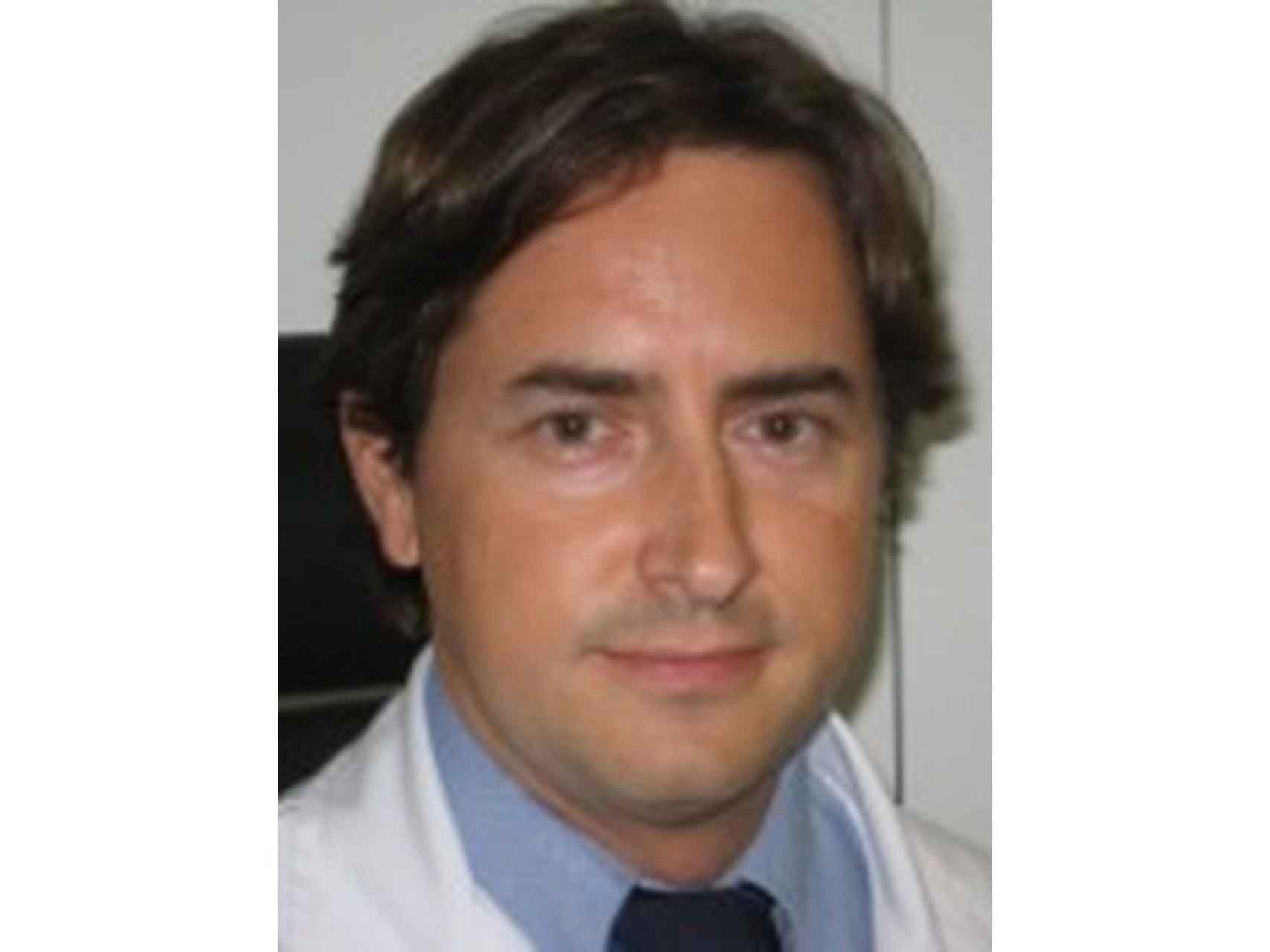 Amadeu Carceller es el actual jefe del Servicio de Oftalmología del Hospital Quirónsalud Barcelona.