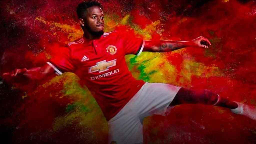 Oficial: El United anuncia el fichaje de Fred