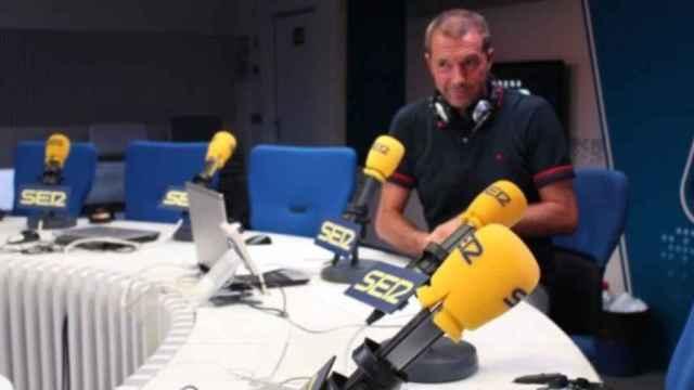 Manu Carreño. Foto: cadenaser.com
