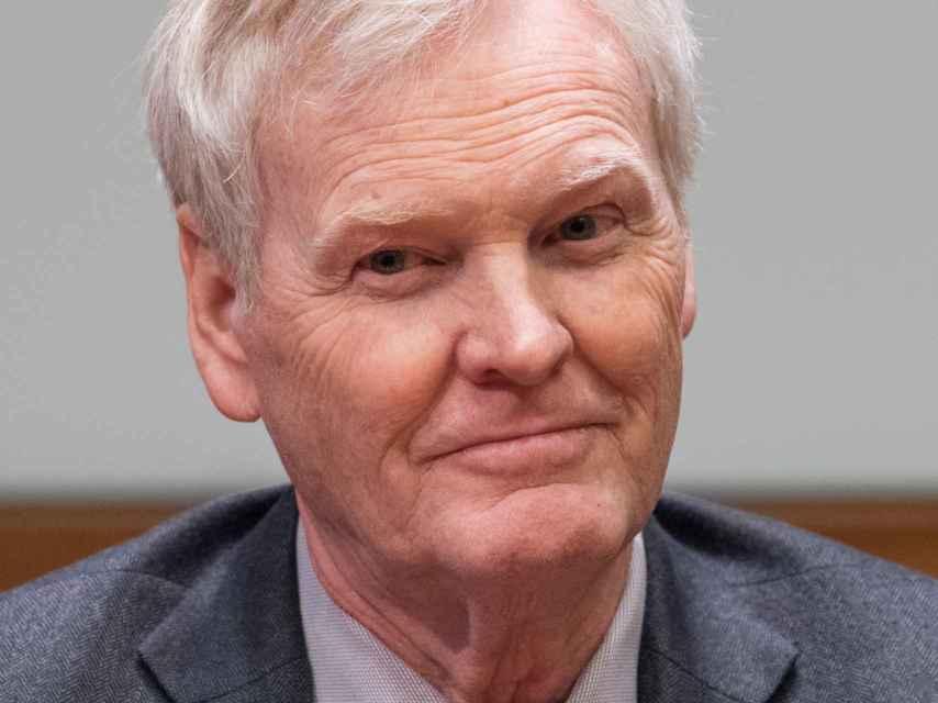 El Nobel Michael W. Young.