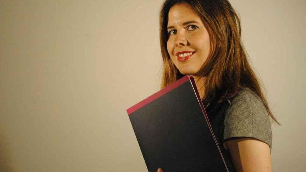 Marta Fernández Herráiz es una empresaria que lleva años luchando por el colectivo LGTBI.