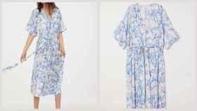 La versión 'low cost' del vestido de H&M.