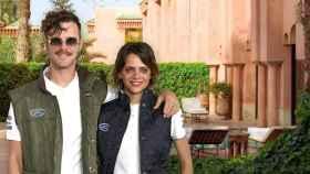 El hotel de Macarena Gómez y su marido en un montaje.