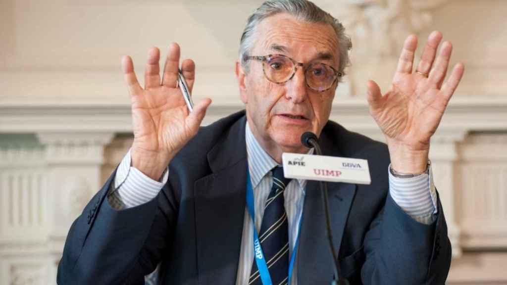 José María Marín Quemada, presidente de la Comisión Nacional de los Mercados y la Competencia (CNMC)