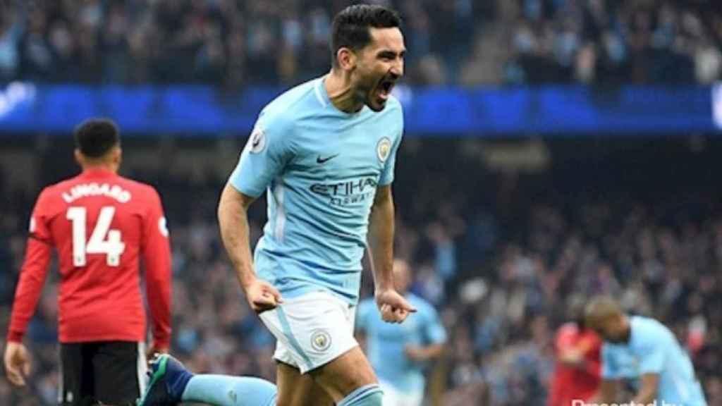 El Manchester City reacciona al interés del Barça y negocia con Gundogan