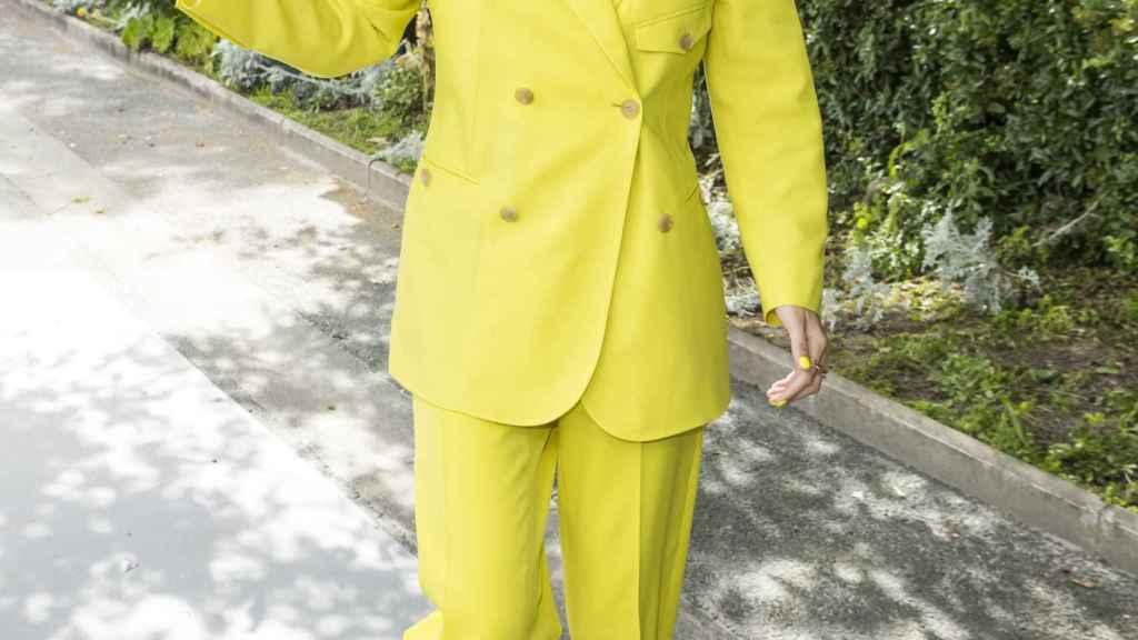 Bella Hadid en imagen de archivo.