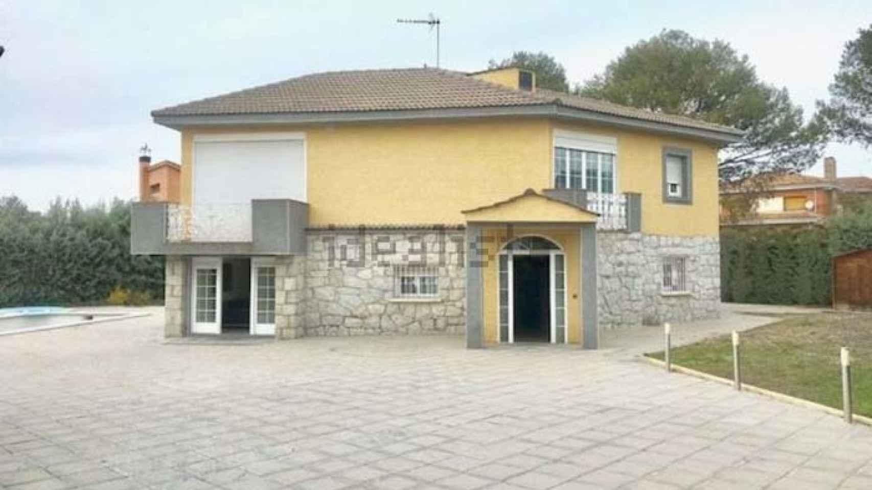La casa de Merche, a la venta