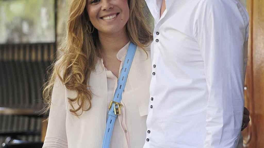 María José Campanario y Jesús Janeiro en imagen de archivo.
