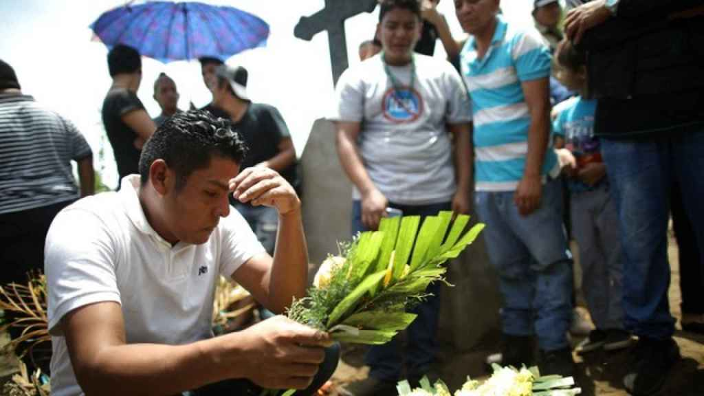 Nicaragua se despide Teiler