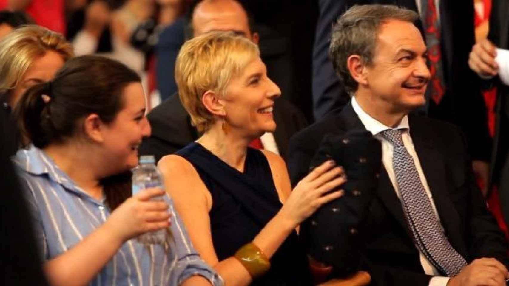 Así Ha Sido La Graduación De Alba La Hija De José Luis Rodríguez Zapatero