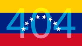 error 404 venezuela censura