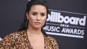 Demi Lovato en un evento.
