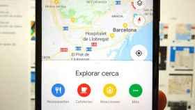 Cómo actualizar Google Maps a la nueva interfaz Material Design