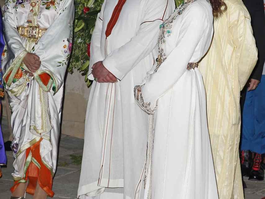 Este comunicado es la primera vez que el palacio de Marruecos hace mención al divorcio de los monarcas.