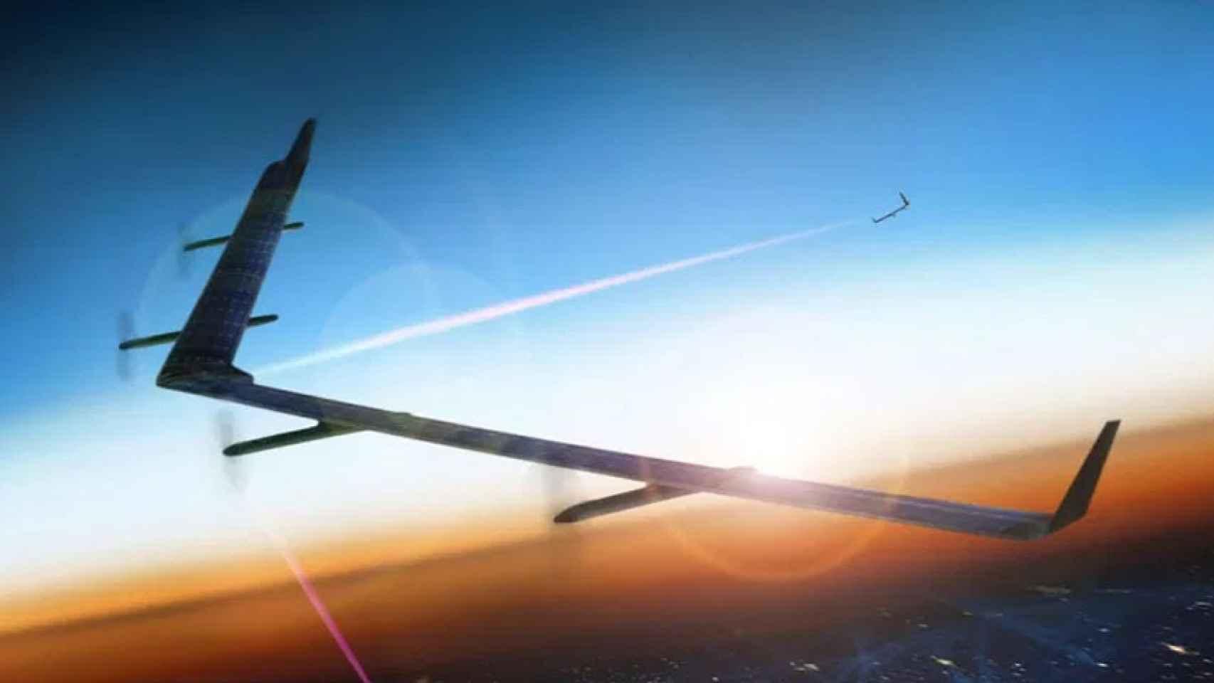 drones aquila facebook