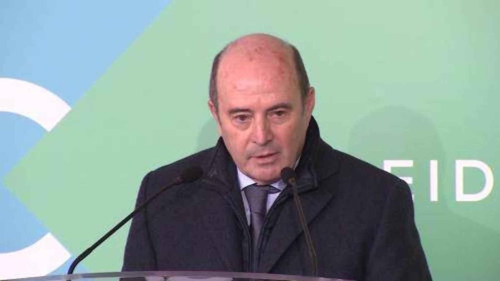 José Antonio Fernández Gallar, consejero delegado de OHL.