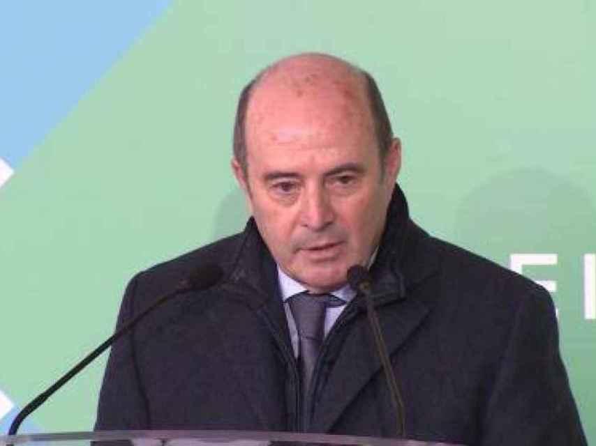 José Antonio Fernández Gallar consejero delegado de OHL.