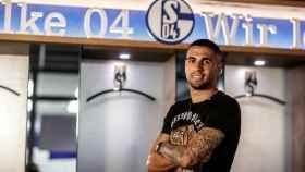 Mascarell ficha por el Schalke. Foto Twitter (@s04)