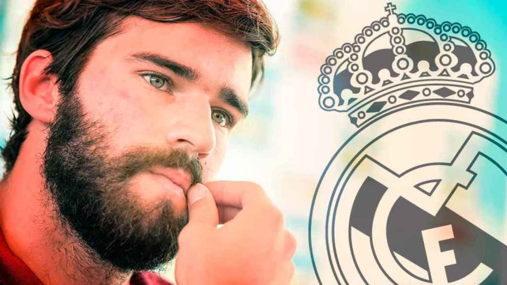 Alisson Becker, Real Madrid
