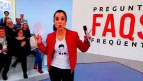 Laura Rosel, que fue presentadora del programa de TV3, debutó la pasada temporada en el programa nocturno de la radio pública catalana.