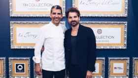 Chef Paco Roncero & Designer Jaime Hayon