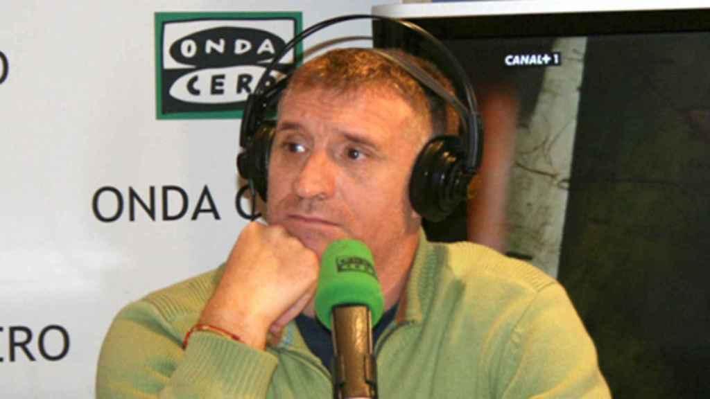 Fernando Burgos. Foto: ondacero.es