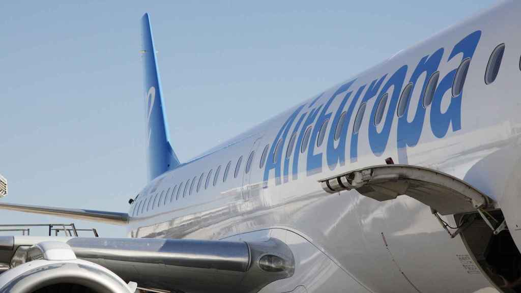 Air Europa cubre esta ruta con su flota Embraer 195