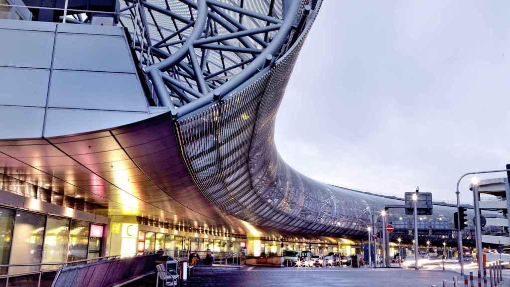 Aeropuerto de Düsseldorf.