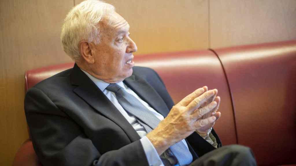 García-Margallo comenzó su andadura política en UCD.