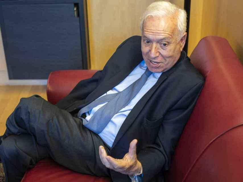García-Margallo asegura que las del PP son unas primarias restringidas.