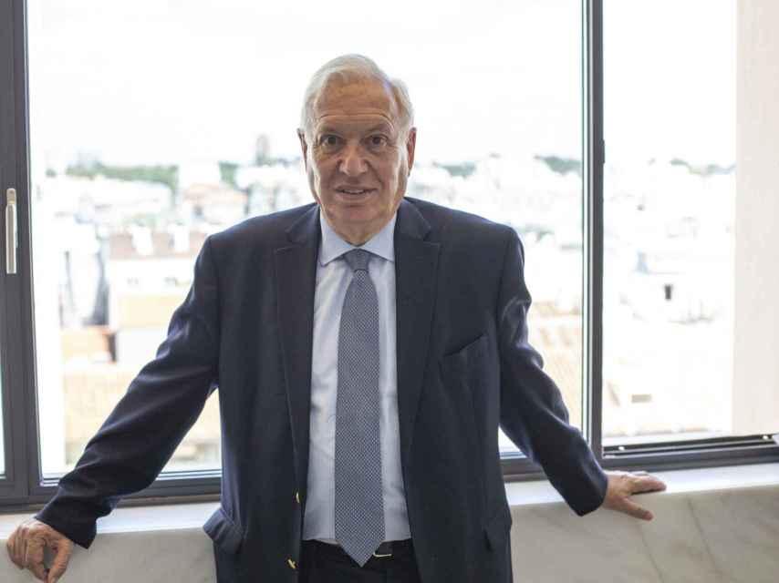 García-Margallo, diputado, fue ministro de Exteriores con Rajoy.