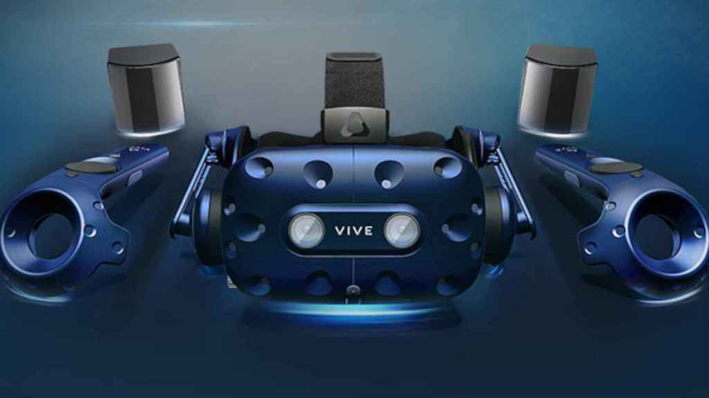 htc vive pro kit realidad virtual 1
