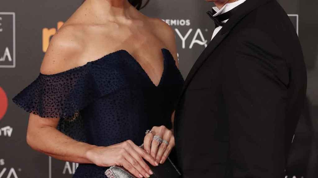 Juana Acosta y Ernesto Alterio ya no están juntos.