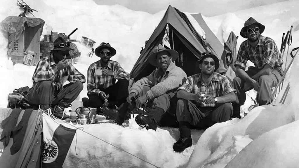 El Nanga Parbat fue el primer ochomil en subirse sin utilizar oxígeno artificial.