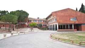 Vista exterior de la Institució Igualada.