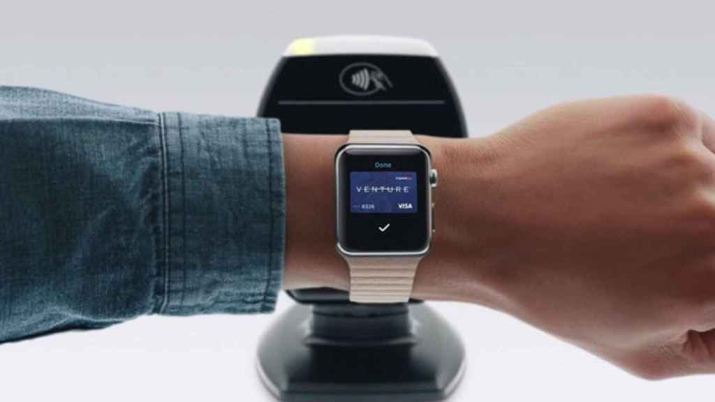 apple pay apple watch pagos moviles