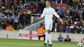 Cristiano Ronaldo Foto: Manu Laya/El Bernabéu