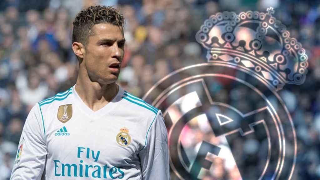 Cristiano Ronaldo y el Real Madrid