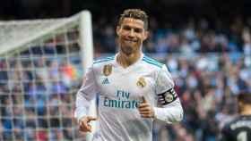 Cristiano Ronaldo. Foto: Pedro Rodríguez/El Bernabéu