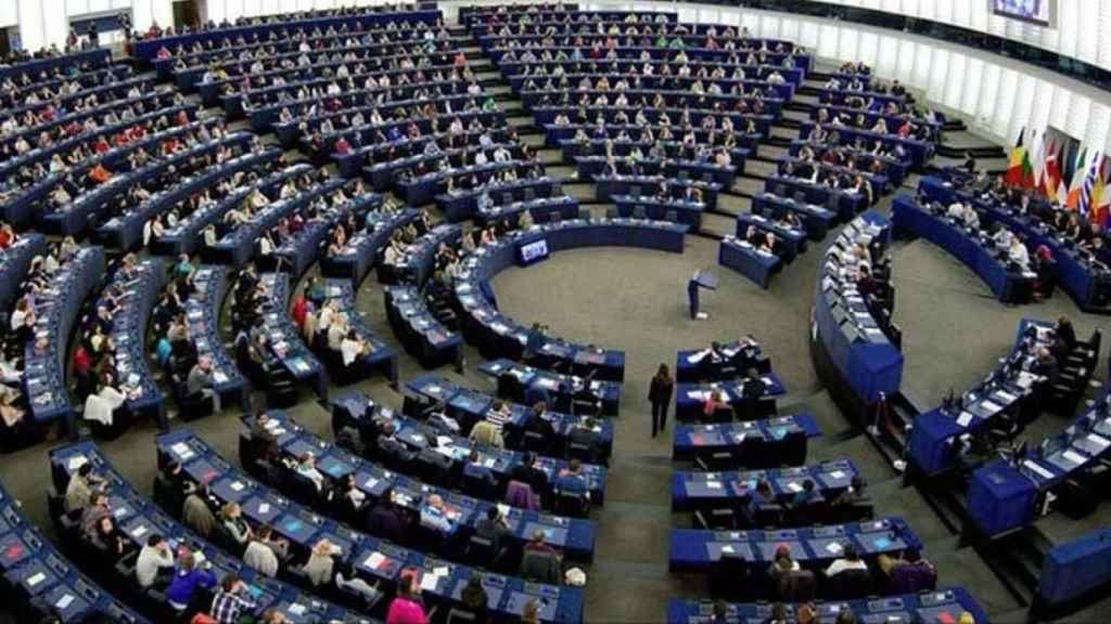 parlamento europeo pleno