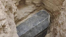 Sarcófago de granito época ptolomeica