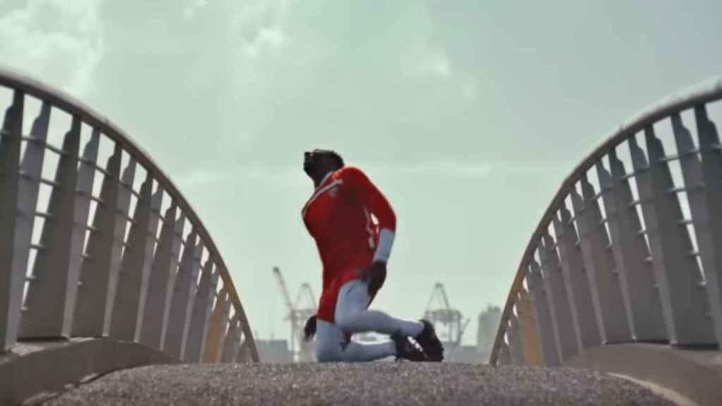 KFC se ha inspirado en Neymar para un anuncio en Sudáfrica.