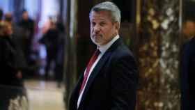 Bill Shine, nuevo vicedirector de comunicación de Trump.